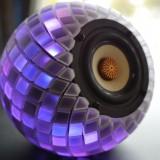 Lautsprecher mit 3D Druck hergestellt. (c) Autodesk